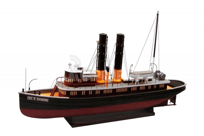 RC loď George W. Washburn