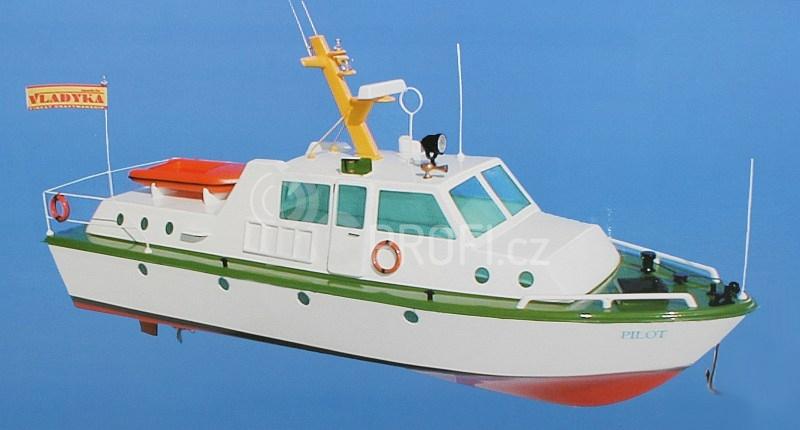 RC loď PILOT