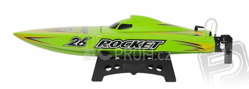 RC loď Rocket