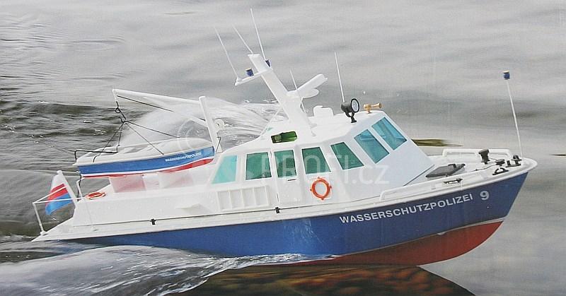 RC loď WSP-9