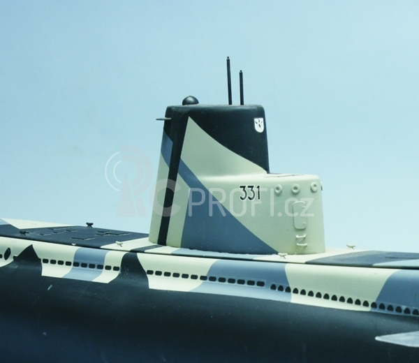 RC ponorka USS Bluefish
