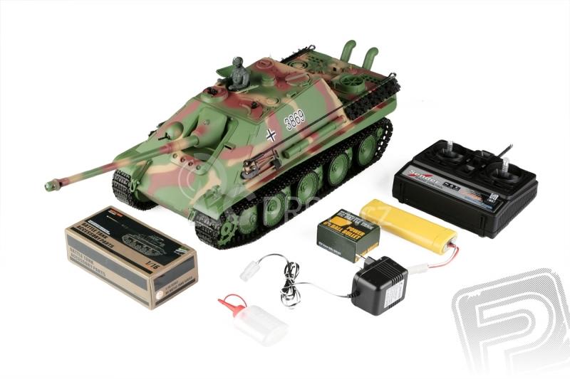 RC tank 1:16 Jagdpanther