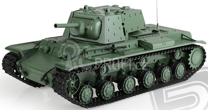 RC tank 1:16 Russia KV-1 s Ekranami