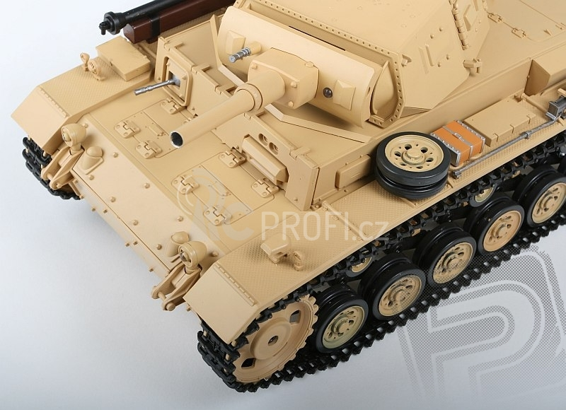 RC tank 1:16 Tauch PANZER III Ausf.