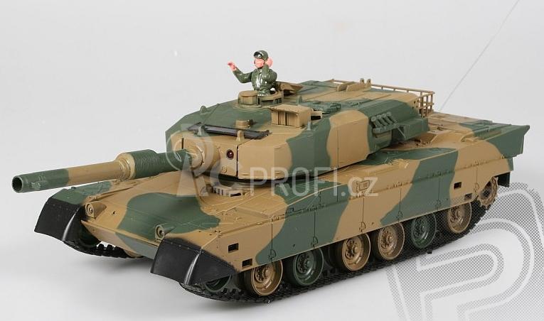 RC tank 1:24 TYPE 90