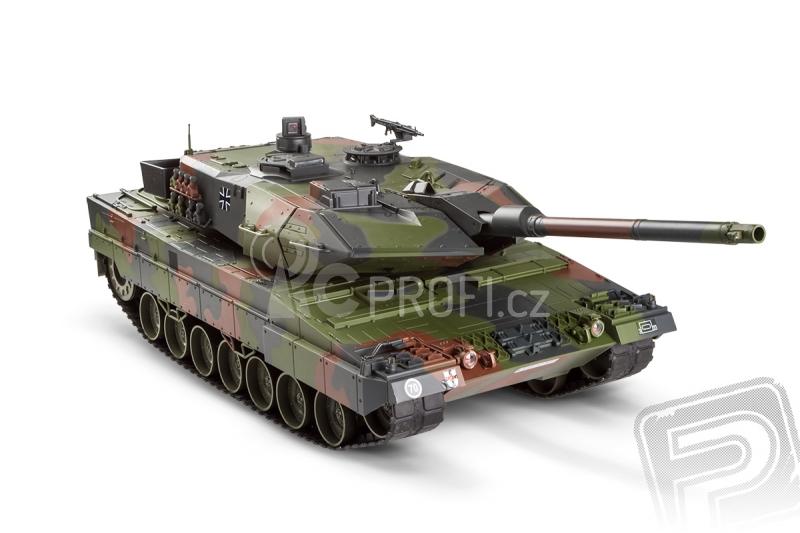 RC tank Leopard 2A6 1:16, 2,4GHz