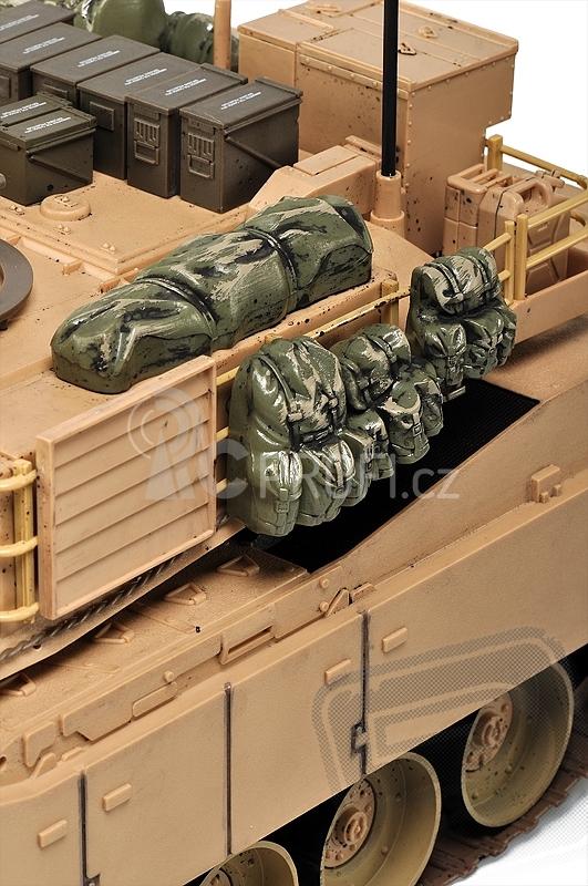 RC tank M1A2 Abrams1:16