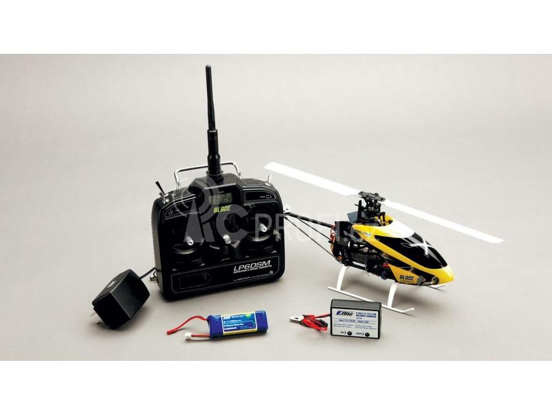 RC vrtulník Blade 200 SR X SAFE, mód 1