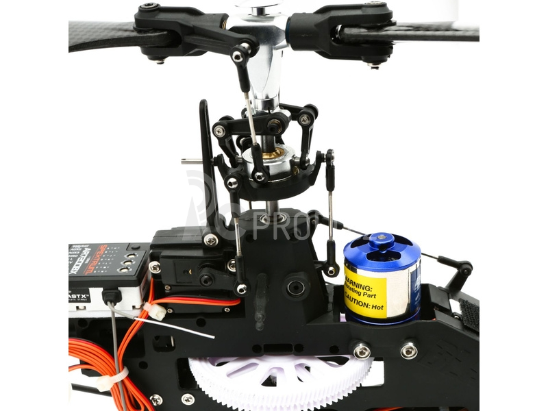 RC vrtulník Blade 450 X, mód 2