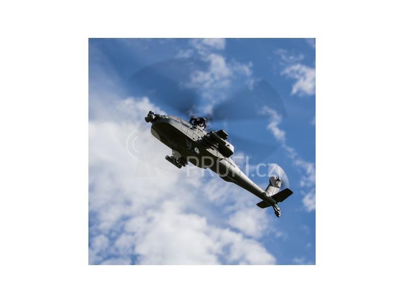 RC vrtulník Blade Micro Apache AH-64 RTF Mód 1
