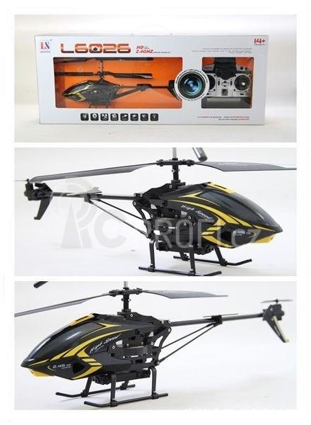 RC vrtulník L6026