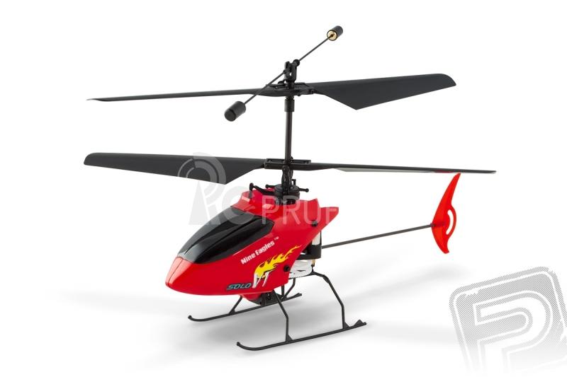 RC vrtulník Solo Pro V1 Profipack