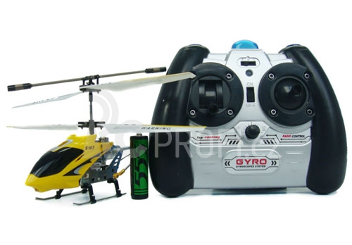 RC vrtulník SYMA S107G, žlutá