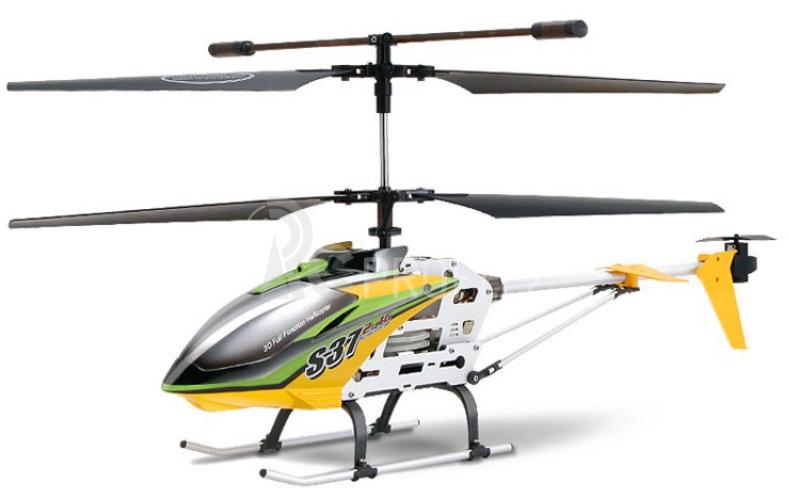 RC vrtulník Syma S37, žluto-zelená
