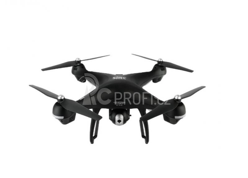Dron S70W, tmavě šedá