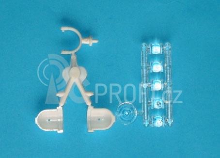 Sada příslušenství 2 - světlomet a svítilny