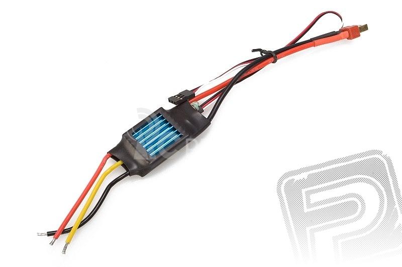 SCOUT, PIONEER 30A elektr. regulátor