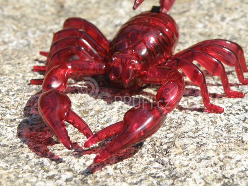 RC Škorpion, červený