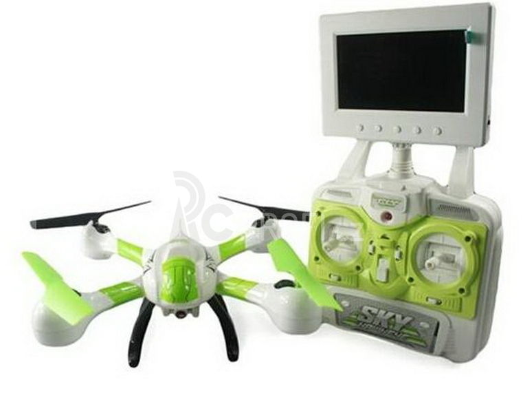Dron HAWK-EYE FPV