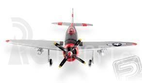 RC letadlo P-47 Thunderbolr (baby WB) M1