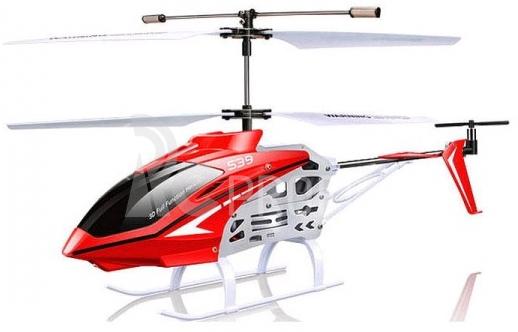 RC vrtulník Centrino S39, 2,4GHz, červená