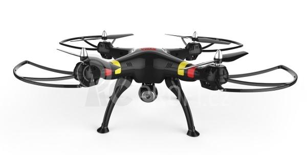 Dron Syma X8W FPV, černá