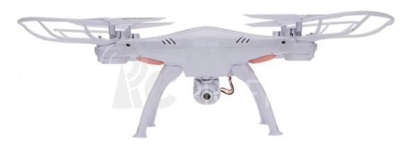 RC dron Syma X5SC, bílá
