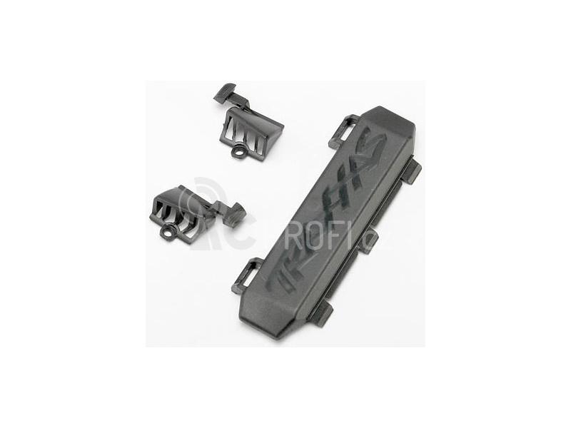 Traxxas - dvířka baterií - 1