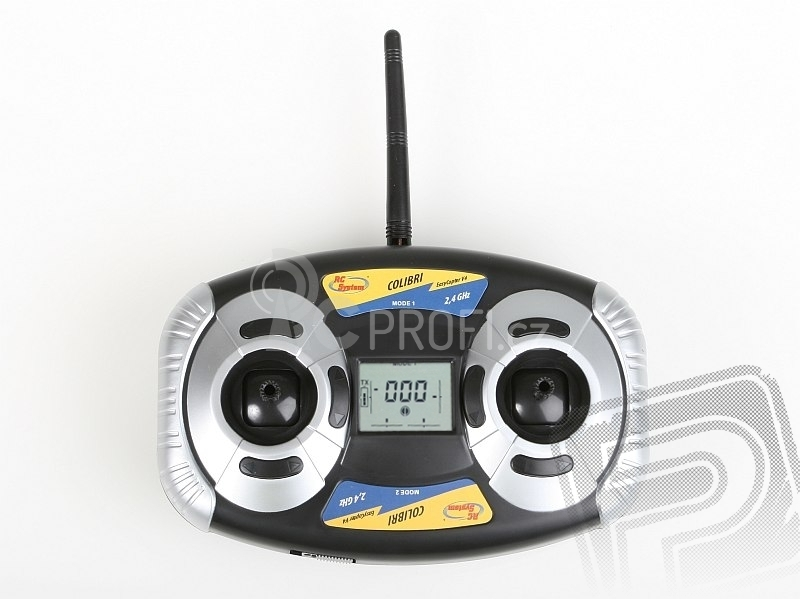 Vysílač - V4 COLIBRI, Solo V1