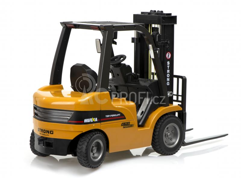 RC Kovový vysokozdvižný vozík HN577 1:10 8CH