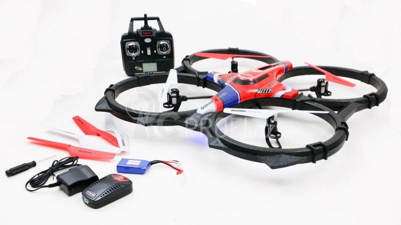 RC dron Syma X6