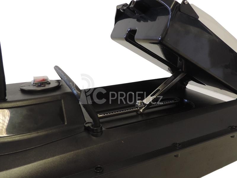 RC Zavážecí loďka V3