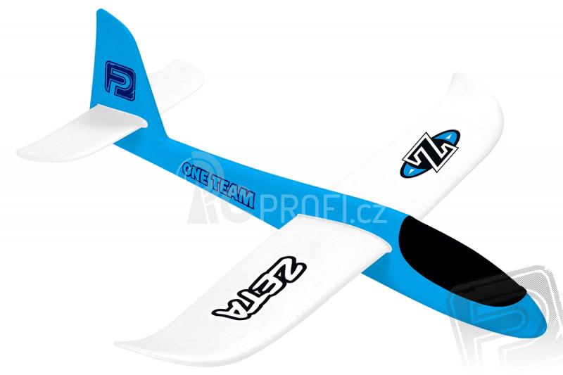 ZETA házedlo 500mm EPP, modro/bílá